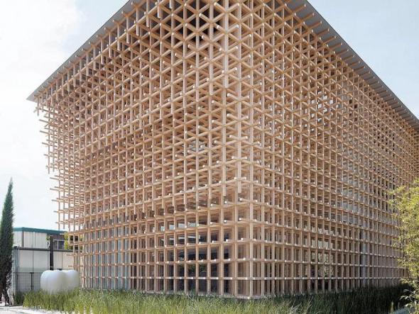 Serán de madera los rascacielos del futuro