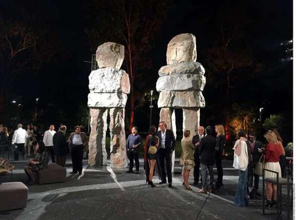 Teodoro González de León elige esculturas