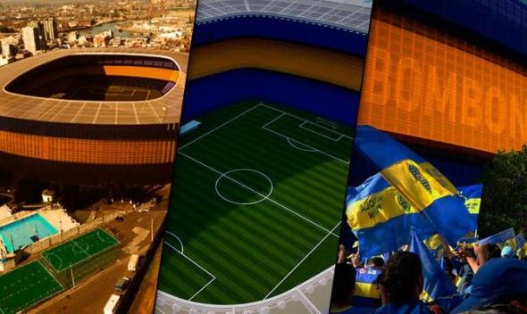 Proyecto ampliación de Estadio La Bombonera de Boca Juniors