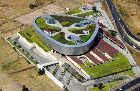 Los paisajes urbanos más sorprendentes del mexicano Schjetnan ganador del premio Sir Geoffrey Jellicoe 2015
