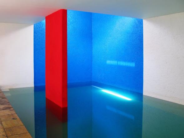 Luis Barragán: el arquitecto que pintó de colores la arquitectura moderna