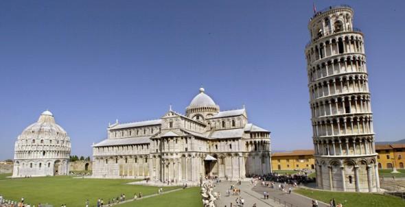 Curiosidades sobre la Torre de Pisa