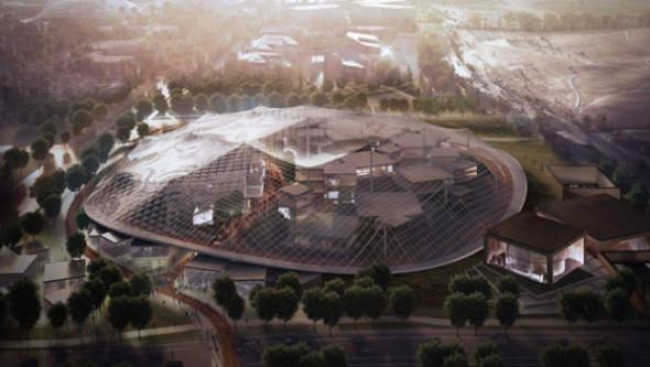Google saca un as de la manga para construir sus nuevas oficinas centrales en Mountain View