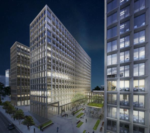 Colombia recupera el espíritu Le Corbusier para rediseñar el centro de Bogotá