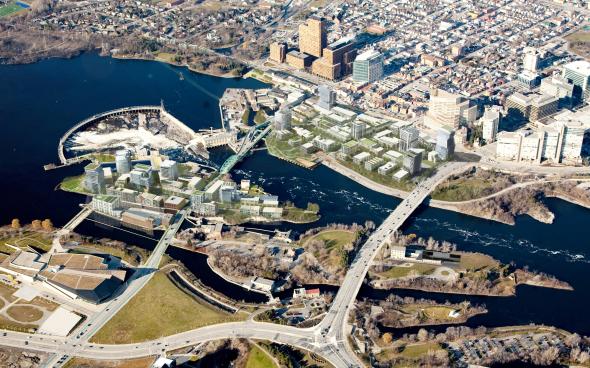 Cuatro maneras de crear muelles para ciudades con clima frío