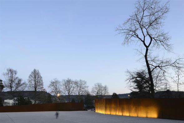 Un espacio para el recuerdo en Francia