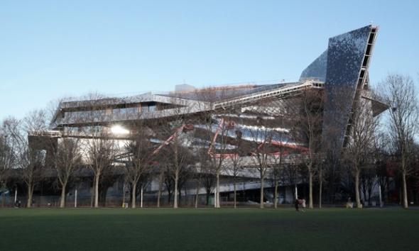 El arquitecto Jean Nouvel pretende acabar la inconclusa Philharmonie de París