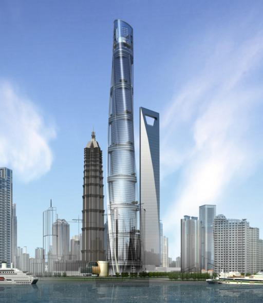 Shanghai alberga el segundo rascacielos más alto del mundo