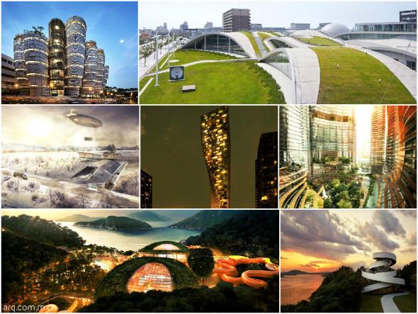 Se anuncia la lista corta del World Architecture Festival 2015