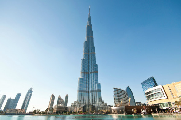 Los arquitectos Burj Khalifa fueron seleccionados para diseñar la torre comercial más alta del mundo
