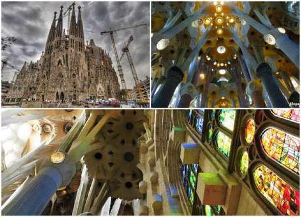 Antoni Gaudí a 163 años de su nacimiento