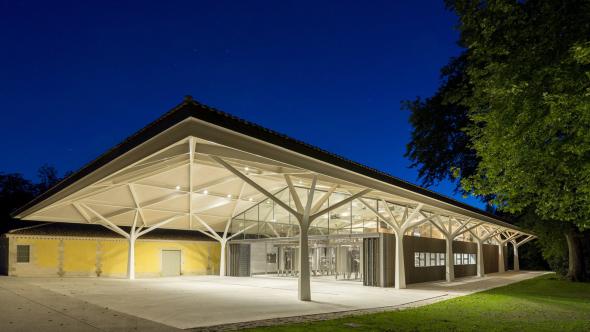 Foster and Partners presenta nueva bodega para Château Margaux en Burdeos