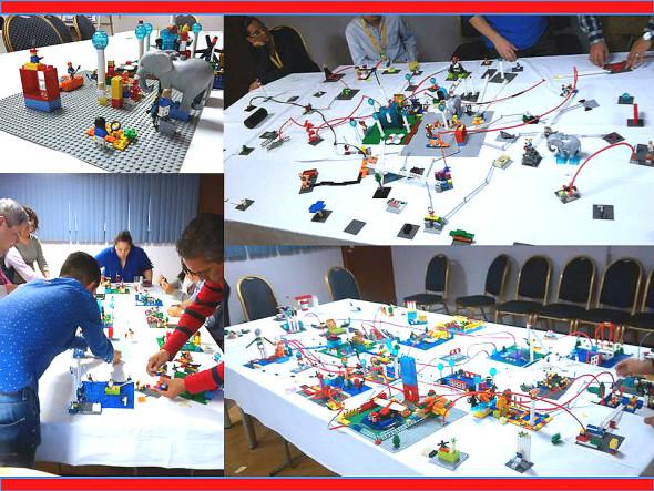Innova y Mejora el Desempeño Empresarial con Metodología Lego Serious Play