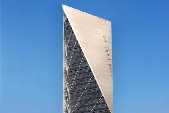 Torre Reforma coloca última viga con bandera en la cima