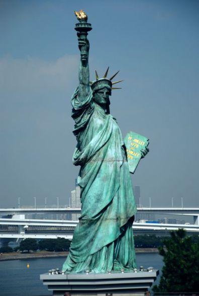 Datos que no sabías de la Estatua de la Libertad
