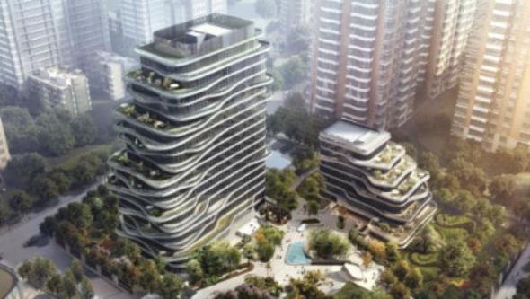 Armani desarrollará edificios en China