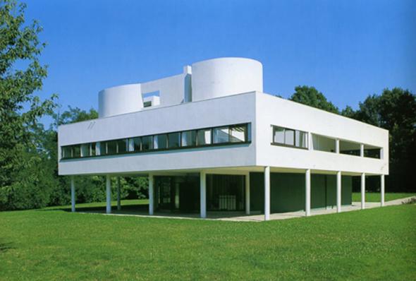 Todo el mundo encuentra en Le Corbusier lo que va buscando, sea lo que sea. William Curtis