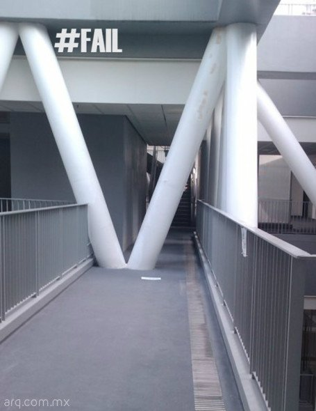 Humor en la Arquitectura. Diseño estructural