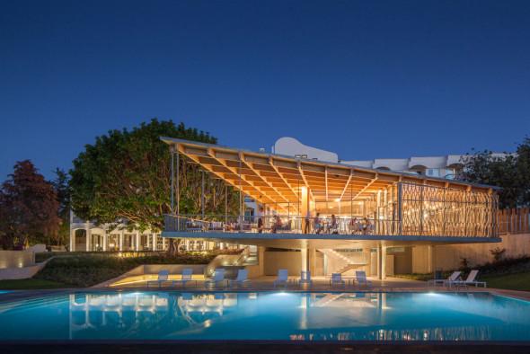 La arquitectura recargada gana Premios FAD