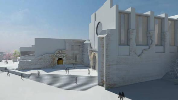 Rafael Moneo gana el concurso para restaurar el primer monasterio de América