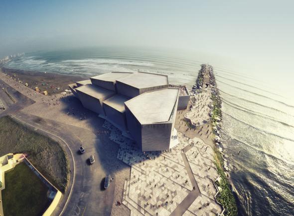 Nuevo Centro Cultural Foro Boca de Rojkind Arquitectos