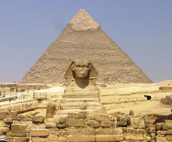 888: el número secreto de la Gran Pirámide