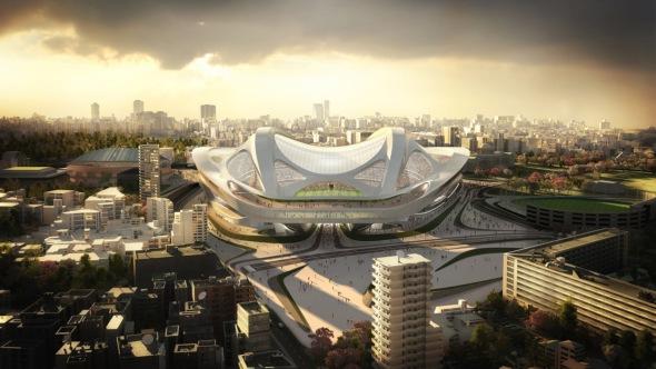 Tadao Ando apoya a Zaha Hadid