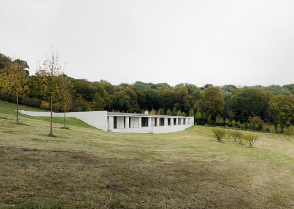 Proyecto de David Chipperfield premiado como la mejor vivienda construida del 2015