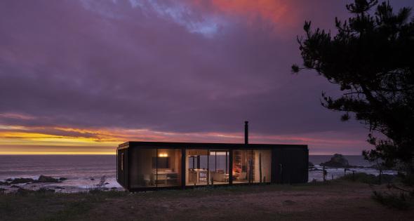 Casa modular transportable