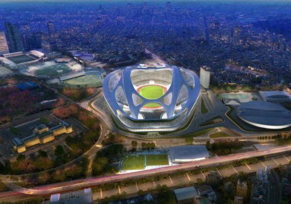 Japón desecha diseño del proyecto de Zaha Hadid por alto costo