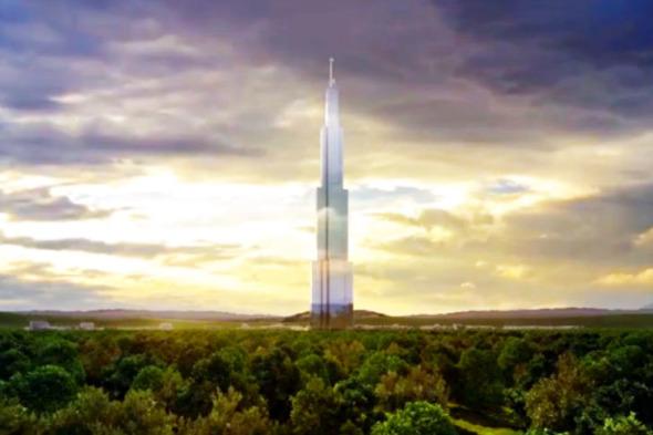 Proyecto del rascacielos más alto del mundo se hunde entre criaderos de peces