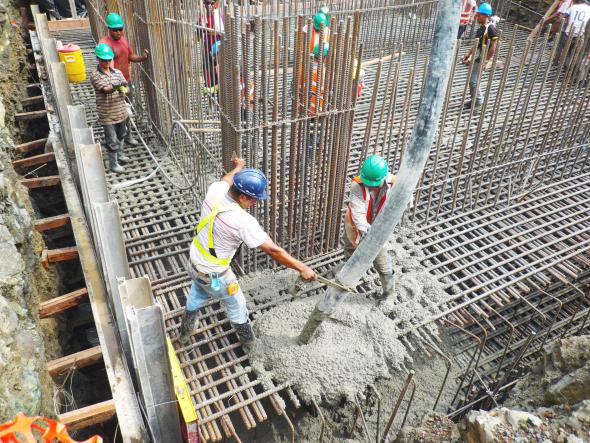Pobres métodos de construcción y mano de obra para evitar