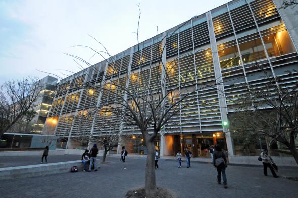 A casi 10 años de su apertura la megabiblioteca Vasconcelos sigue inconclusa