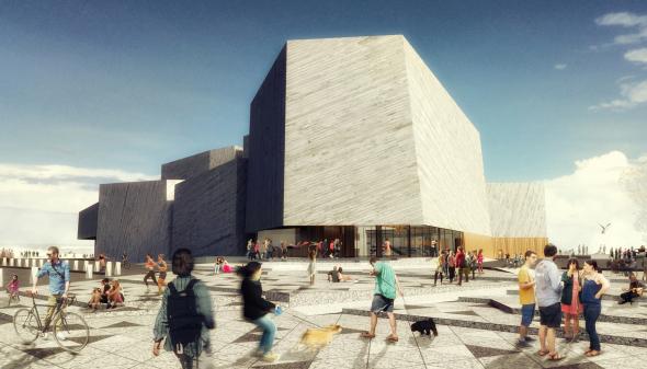 Profepa detiene construcción del Foro Boca de Rojkind Arquitectos