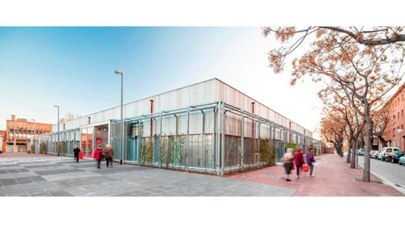 Primer edificio de nueva construcción de Catalunya en conseguir el certificado LEED Platinium