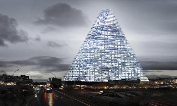Desata polémica en París proliferación de rascacielos de Renzo Piano, Jean Nouvel y de Meuron