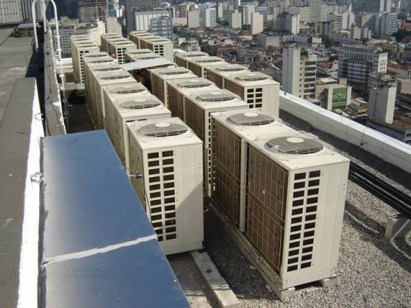Sistemas eficientes para acondicionamiento térmico
