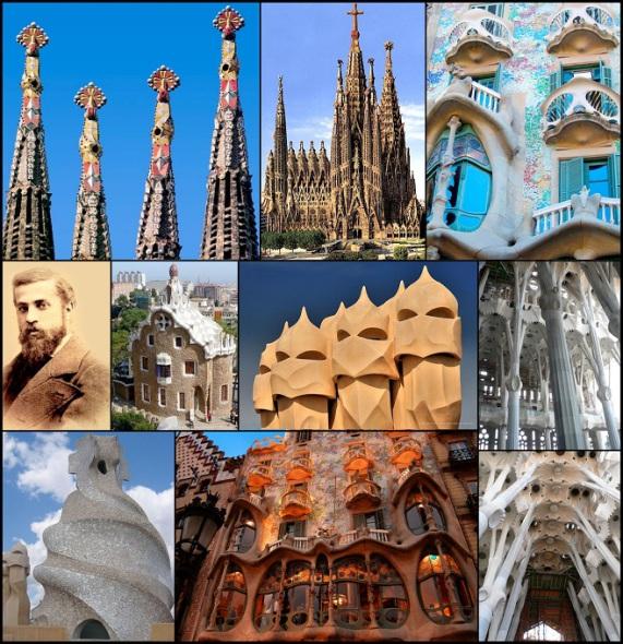 Antoni Gaudí y el modernismo catalán