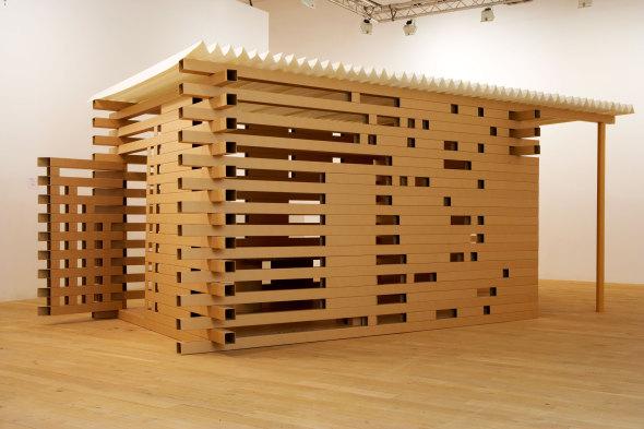 La arquitectura de papel de Shigeru Ban