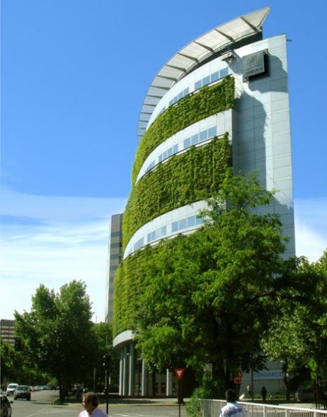Colombia promueve edificaciones verdes