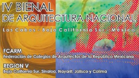 Inicia la IV Bienal de Arquitectura Los Cabos 2015