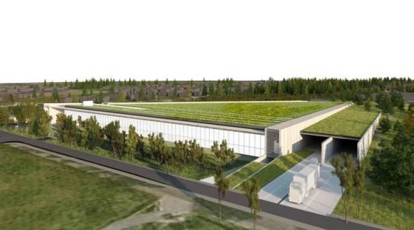 Proyecto del nuevo Louvre en Francia a cargo de Richard Rogers
