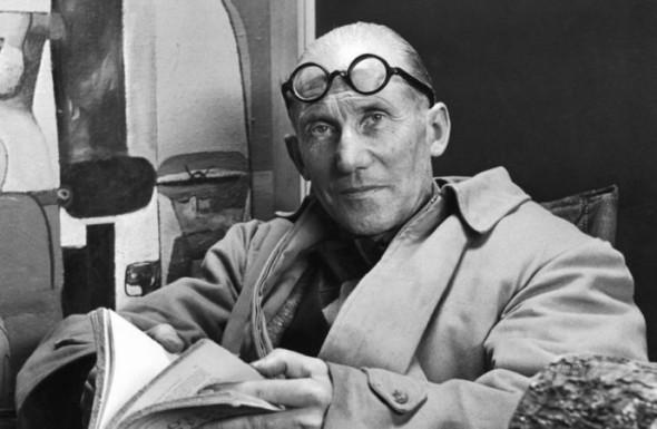 Influencia de Le Corbusier en Luis Barragán