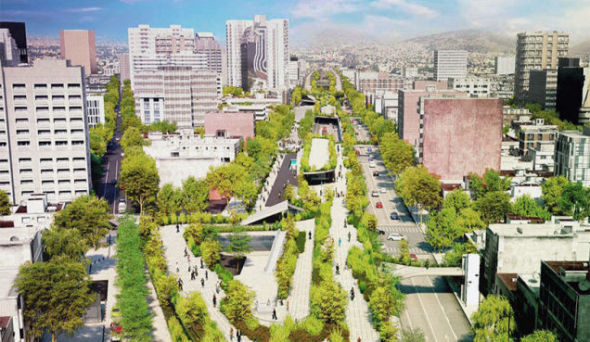 Residentes de la CDMX se oponen a nuevo proyecto de Fernando Romero