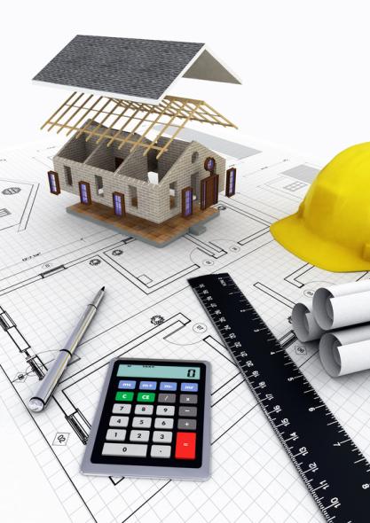 Cálculo del costo indirecto por obra