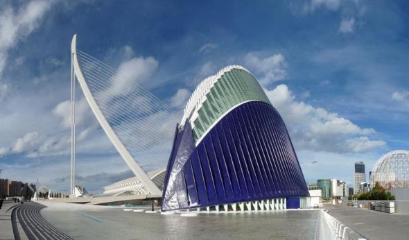 Santiago Calatrava pagará parte de las remodelaciones del Ágora