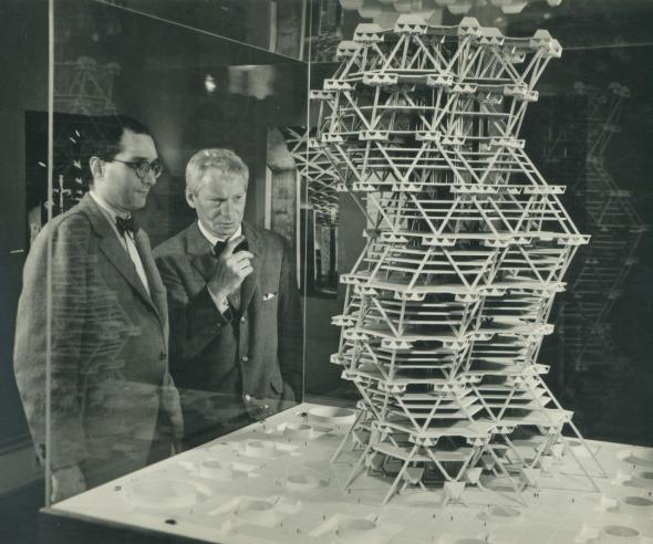 Kahn y el arquitecto que no copia