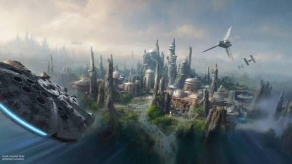 Se planea parque temático de Star Wars
