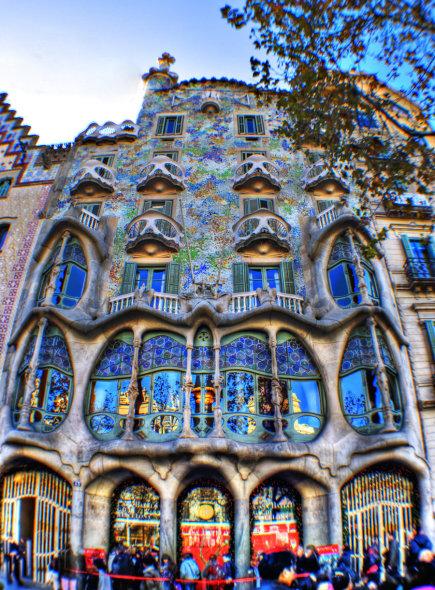 Gaudí conquista Asia