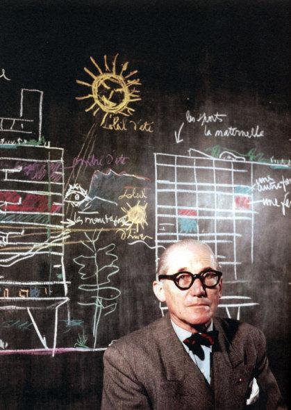 Medio siglo sin Le Corbusier